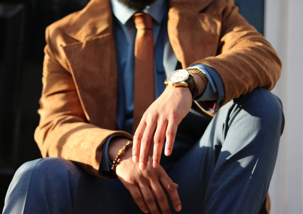 Menswear How To Style A Blue Suit (2)