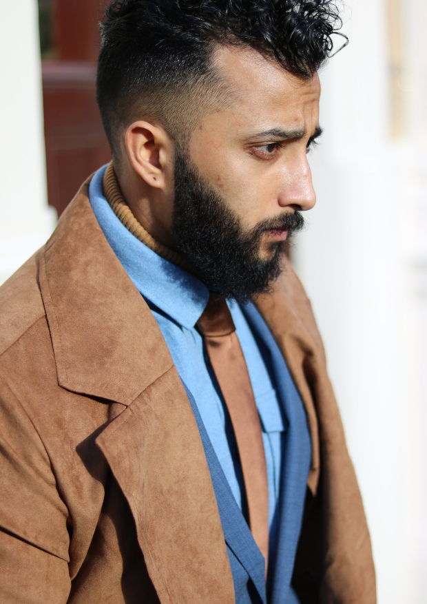 Menswear How To Style A Blue Suit