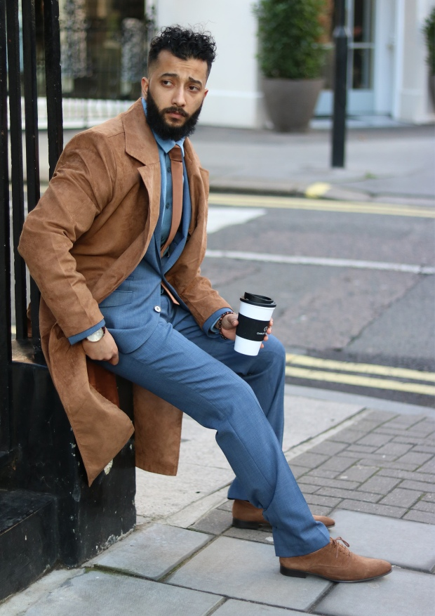 Menswear How To Style A Blue Suit (23)